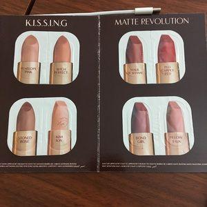 Free ♥️ Charlotte tilbury lipstick sample